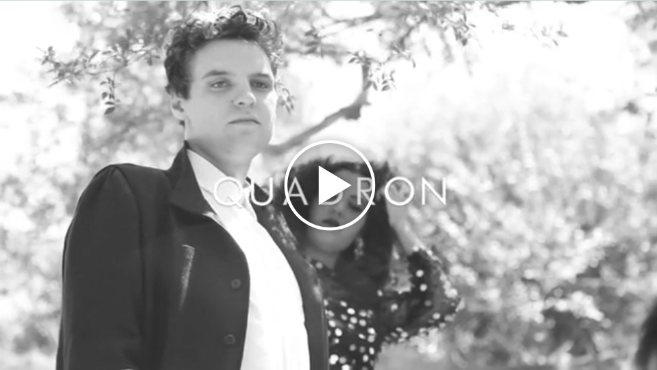 Behind The Scenes | The Time Issue: Quadron Film by Hunter & Fox