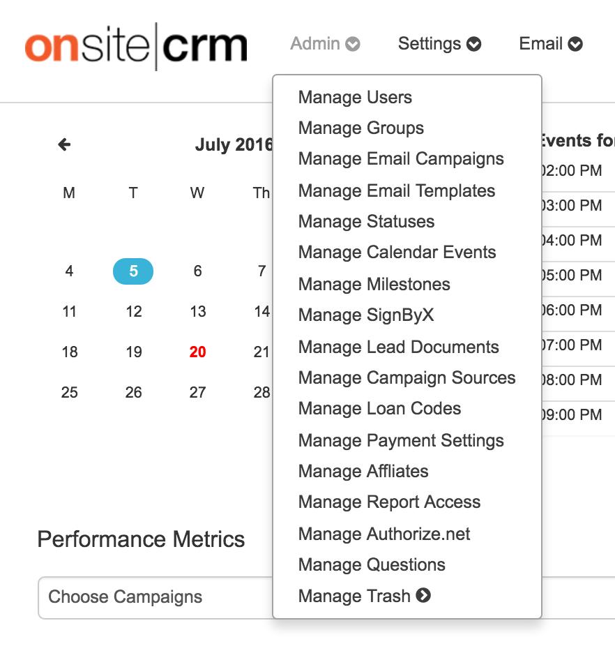 OnSiteCRM_ManageGroups.png