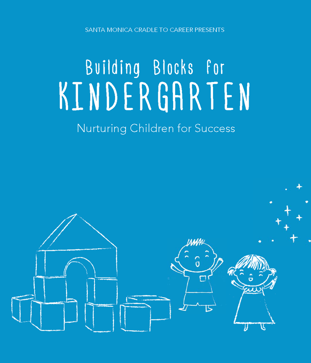 Attention Parents & Families: Ever wish there was a manual for getting your child ready for school? Now there is! Check out the Building Blocks For Kindergarten Handbook, in English or Spanish.