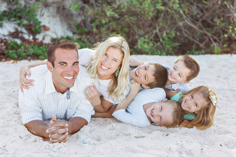 Lido Beach Family Photographer