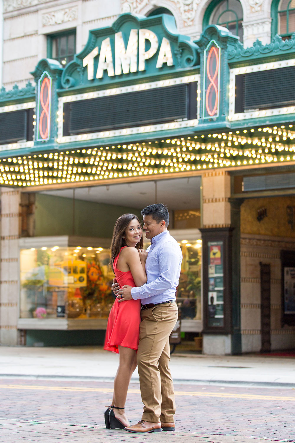 Florida, Engagement, Wedding, Photographer, Katelyn Prisco Photography, Downtown Tampa