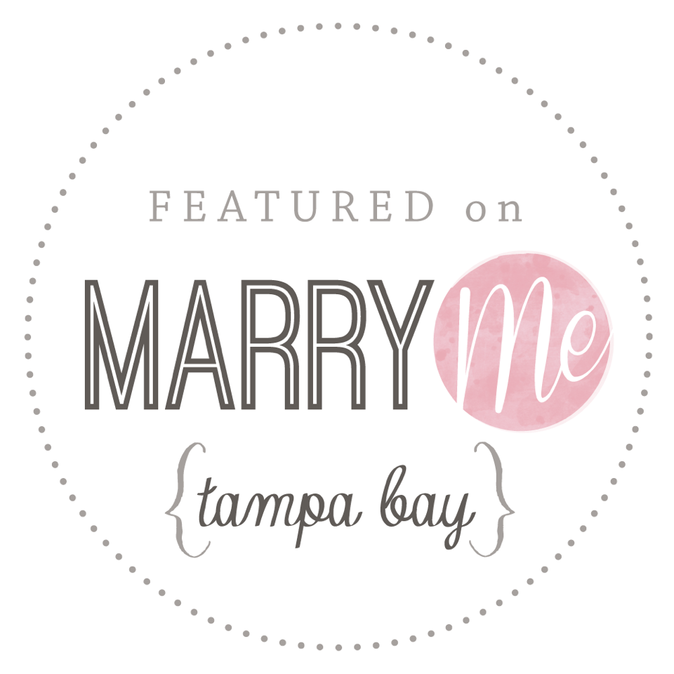 Featured on Marry Me Tampa Bay Katelyn Prisco Photography