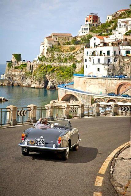Italian road trip #HBRMethod