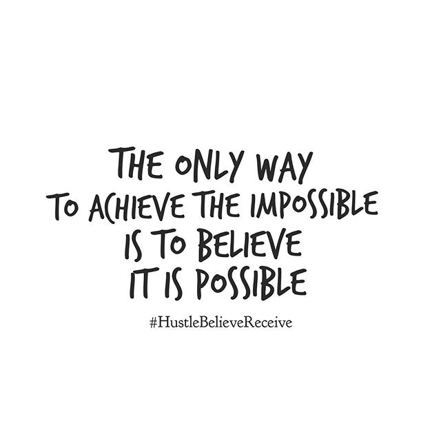 #believeit #liveit ✅ #hbrmethod #hustlebelievereceive @hustlebelievereceive