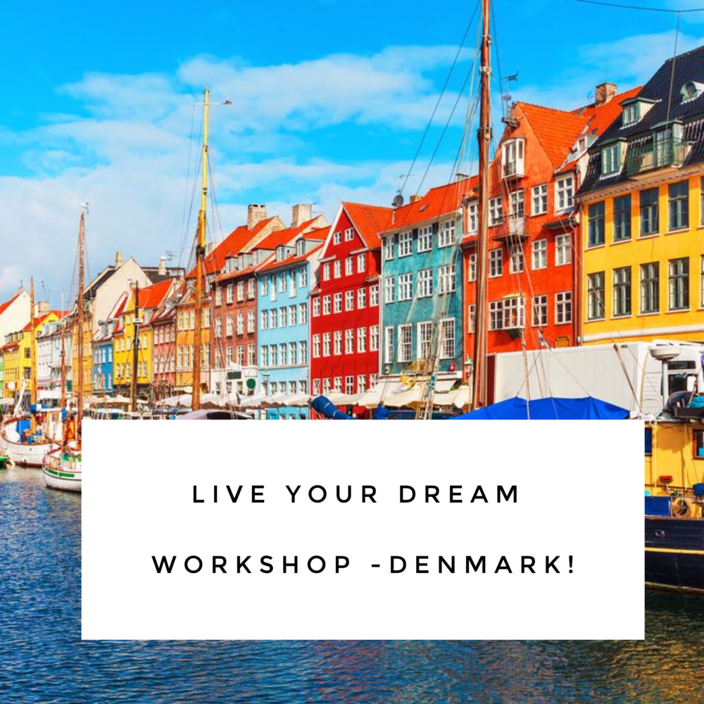 Live Your Dream in Denmark
