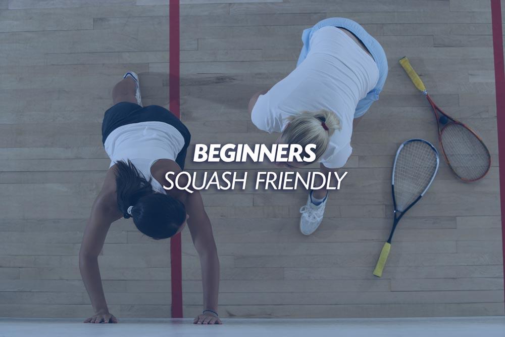 Squash Bendigo Beginner