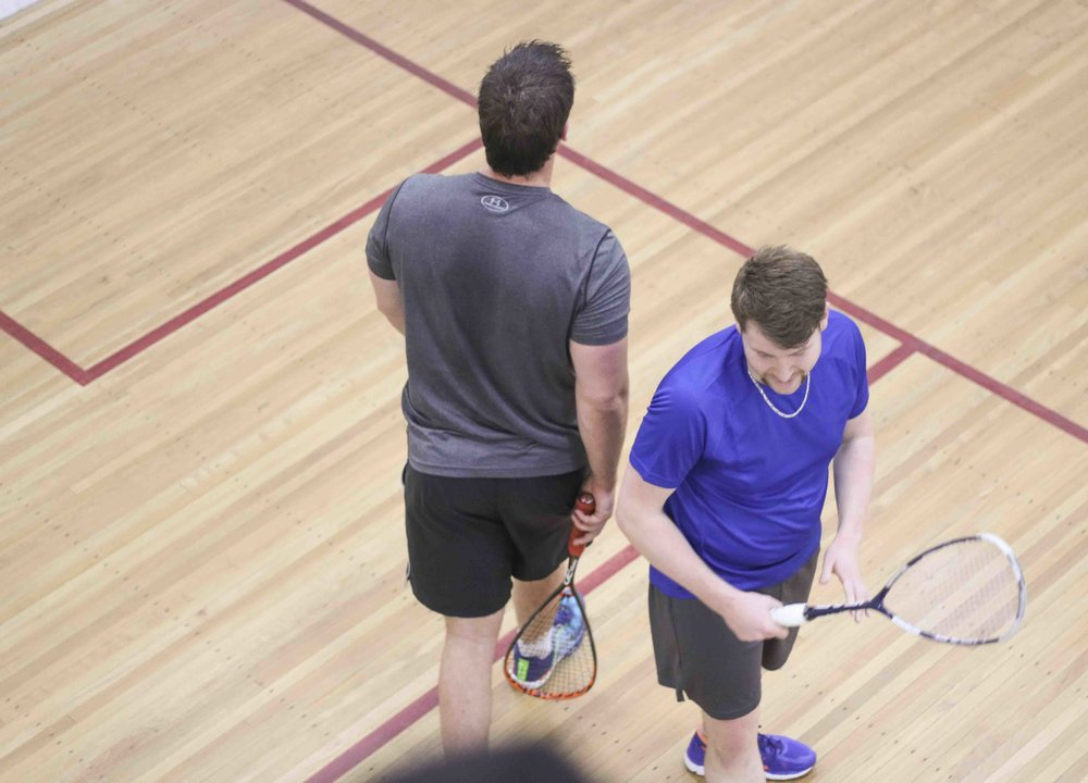sport to play with friends bendigo squash club racket sports