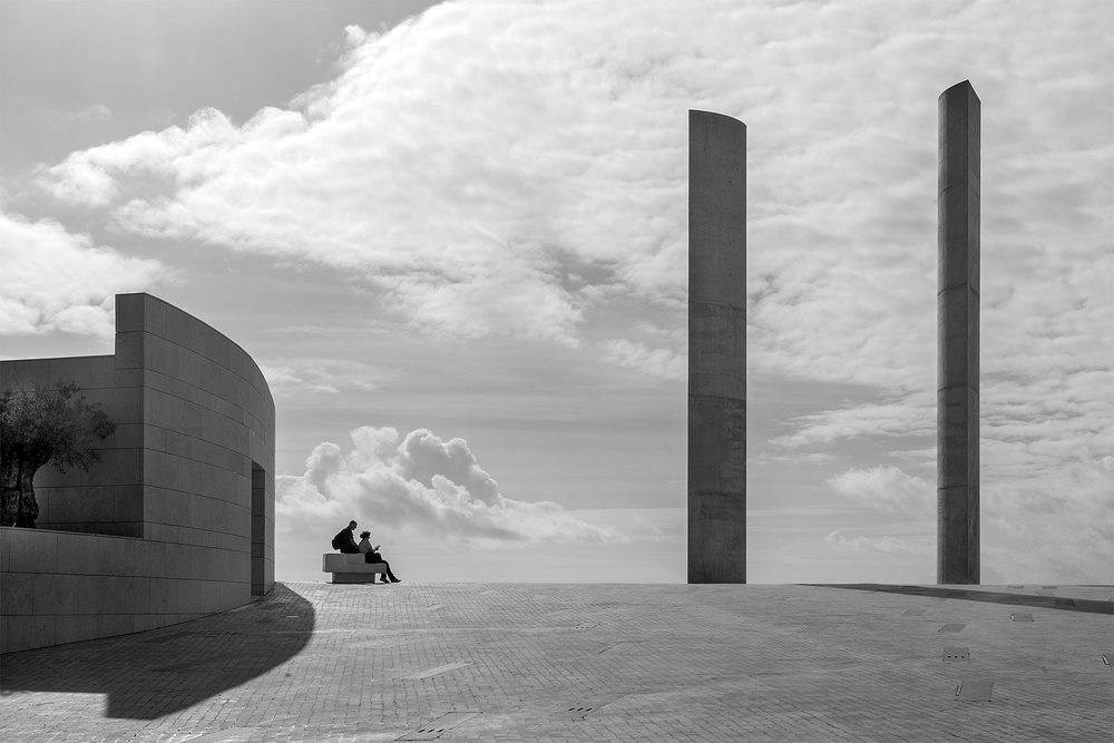 Champalimaud Centre for the Unknown, Belem, Lisbon, Portugal, Charles Correa Associates, 2010