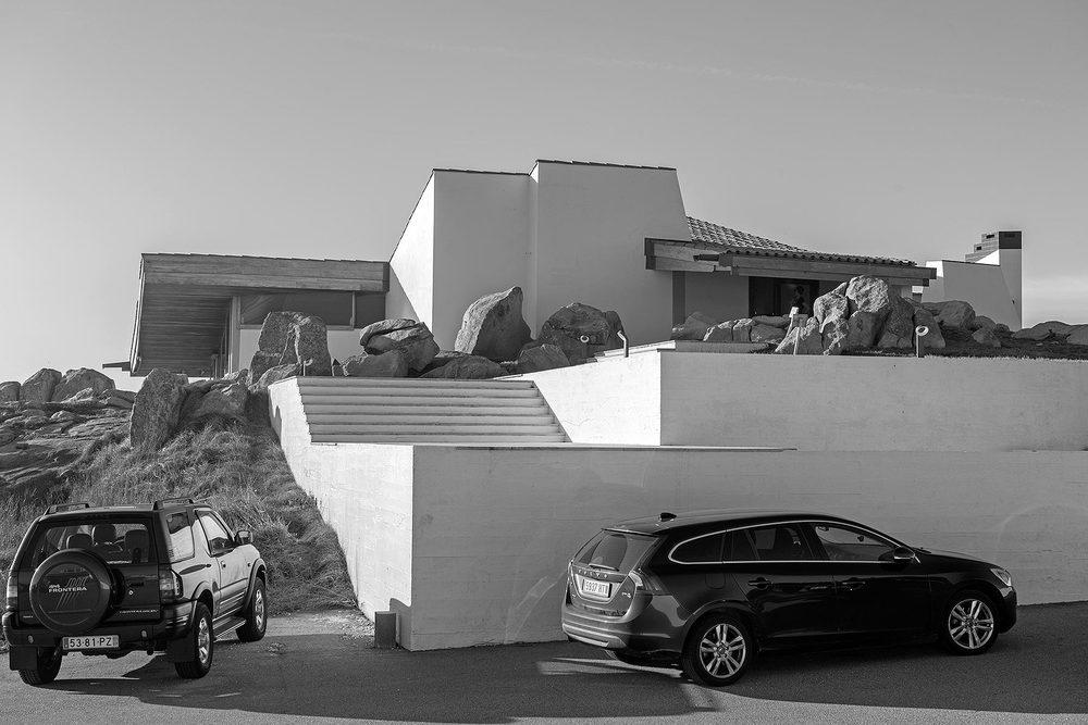 Boa Nova Teahouse (Casa de té), Matosinhos, Porto, Portugal, Alvaro Siza, 1963/2012