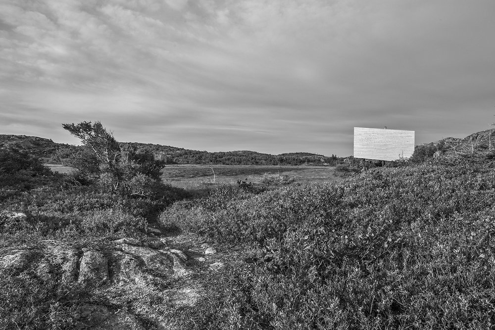 Bridge Studio, Fogo Island, Saunders Architecture