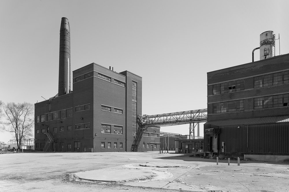Boiler House, view from the northwest