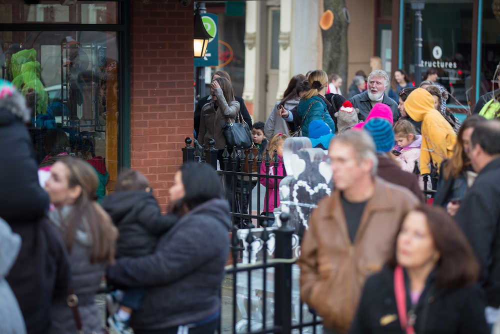 Downtown Frederick's The First Saturday: Fire In Ice