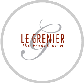 Le Grenier - The French on H