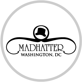 Mad hatter | Dupont Circle | Washington DC
