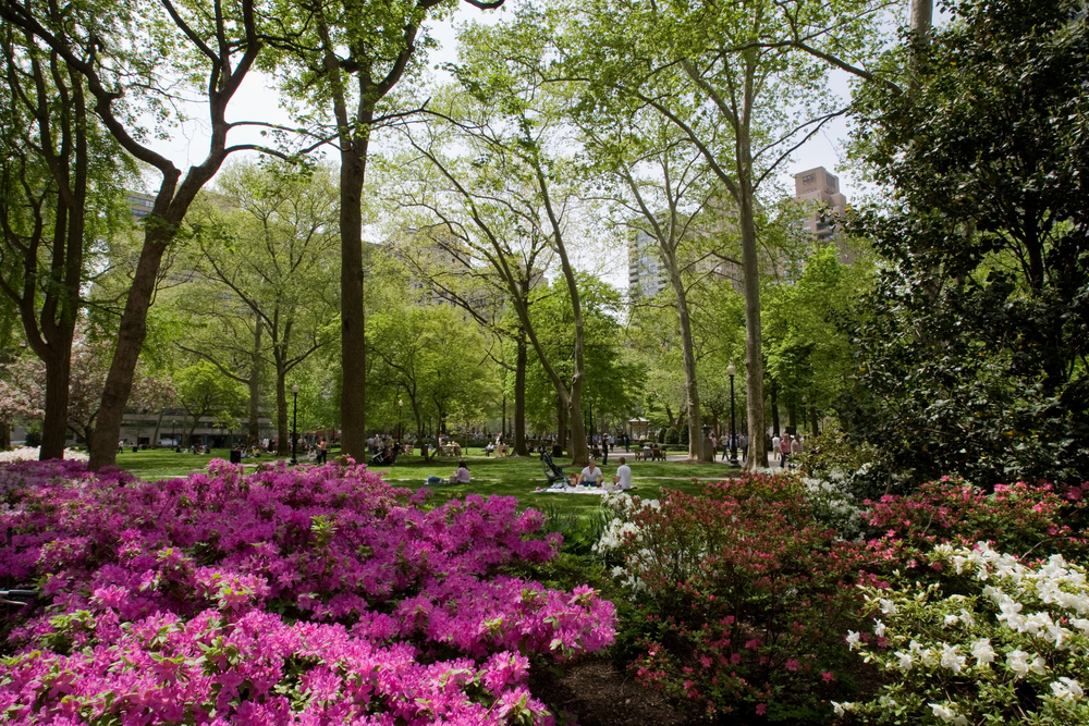 Rittenhouse - Photo by J. Smith for Visit Philadelphia ™