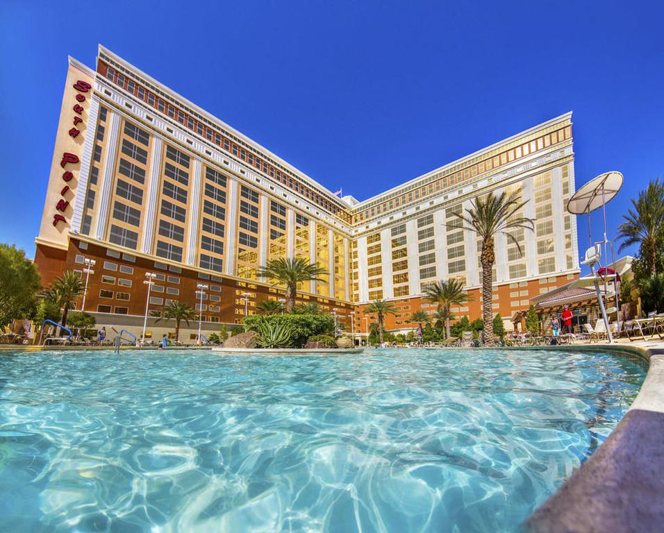 Southpoint Hotel Pool, Las Vegas, NV