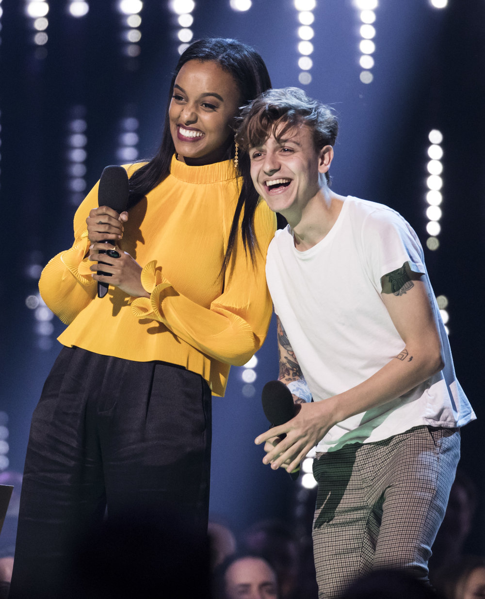 Ruth B. and Scott Helman