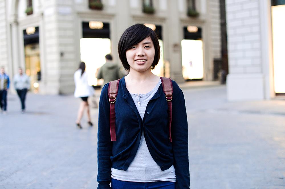 Abby - China