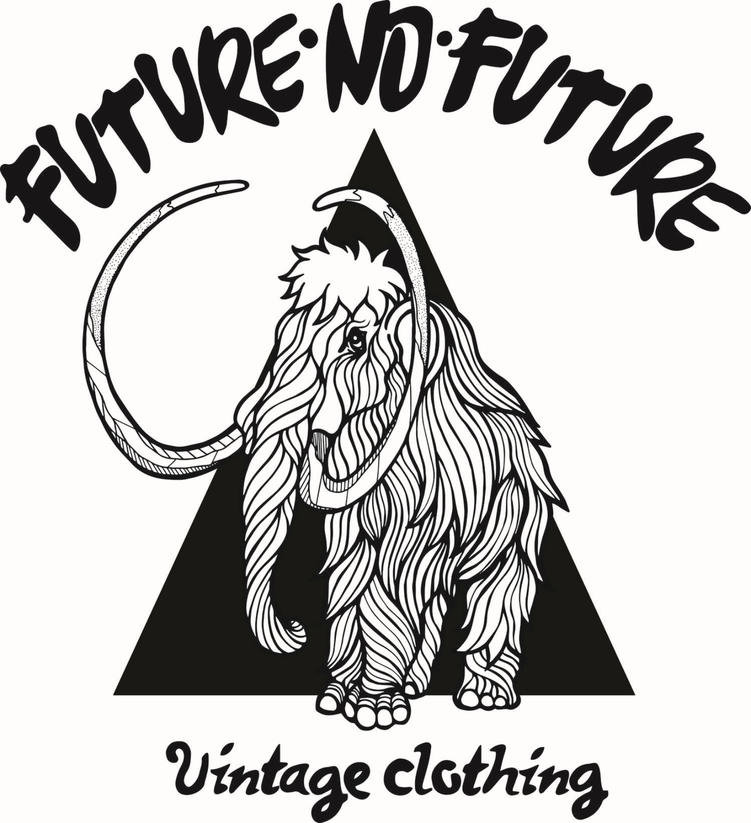 Future No Future vintage clothing