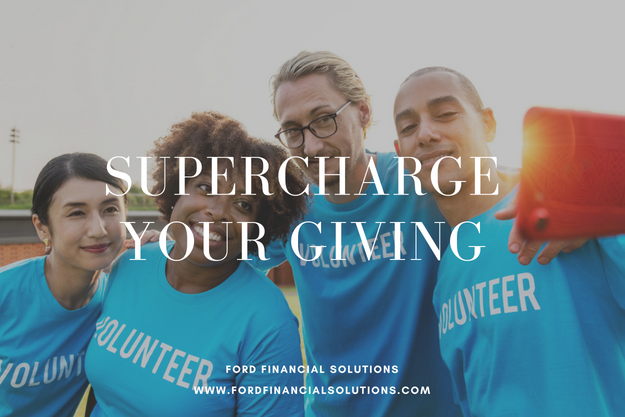 Fiscal Therapy: Supercharge Your Giving