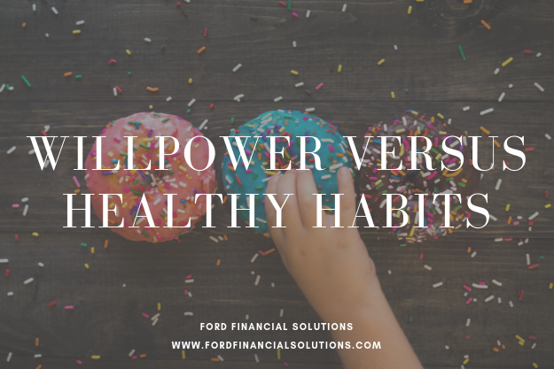 Fiscal Therapy: Willpower versus Healthy Habits