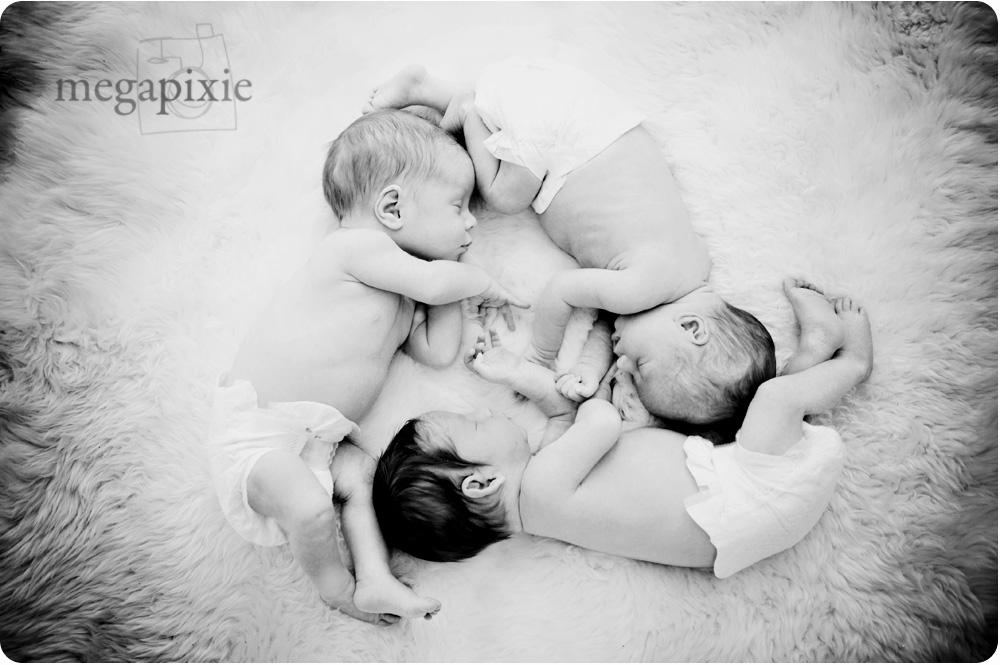 Raleigh Triplets Photographer