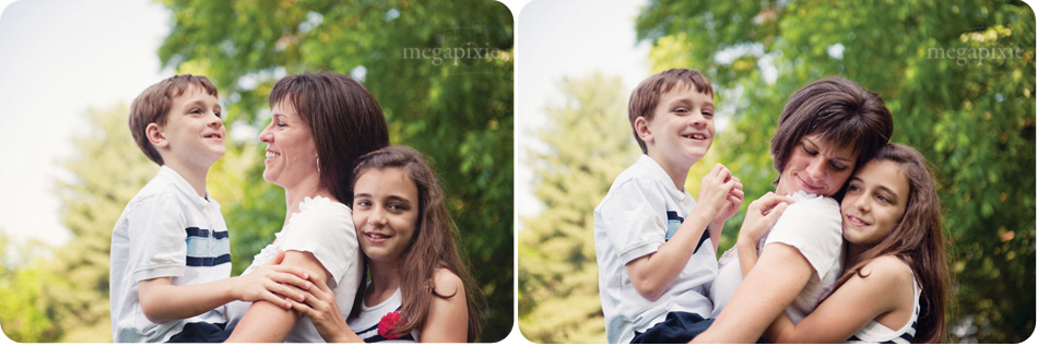 Raleigh Family Portraits