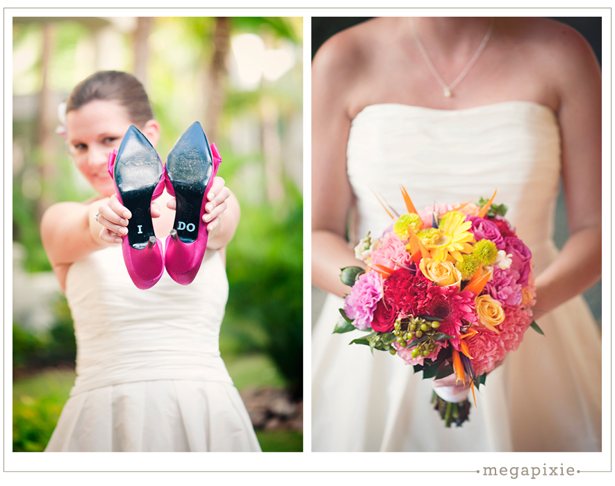 Dominican Republic Wedding Flowers