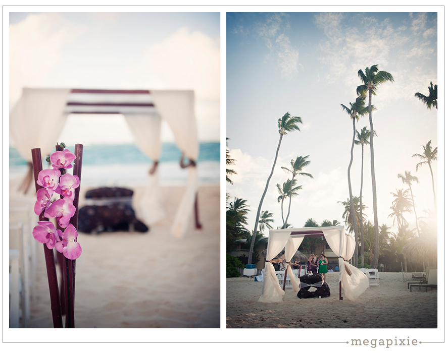 Dominican Republic Wedding Beach