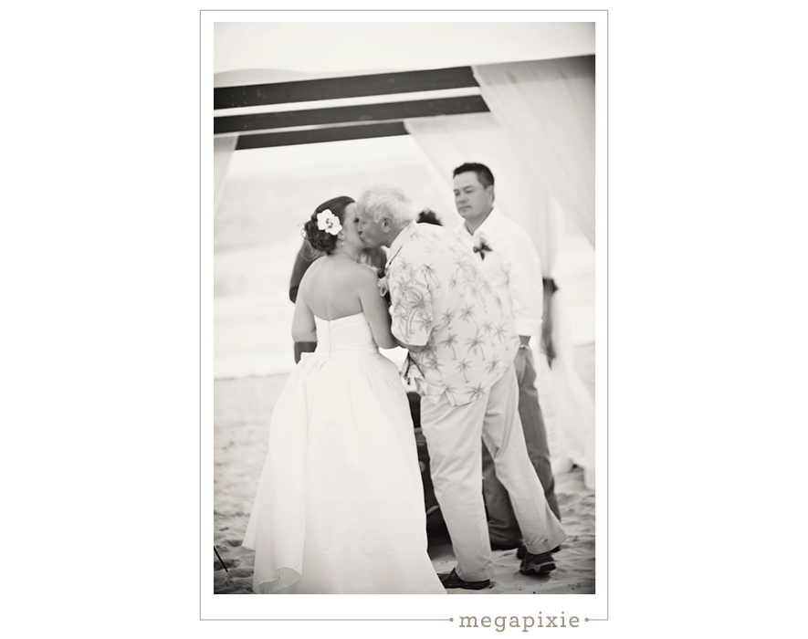 Dominican Republic Wedding Father Daughter
