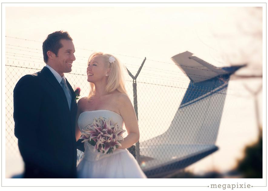 Las Vegas Bride & Groom
