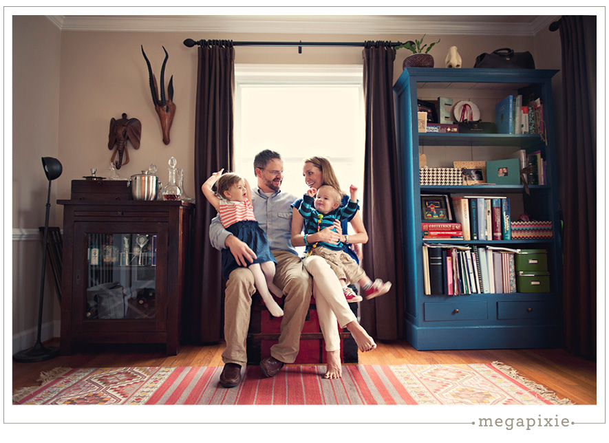 Chapel Hill Family Portrait Photographer