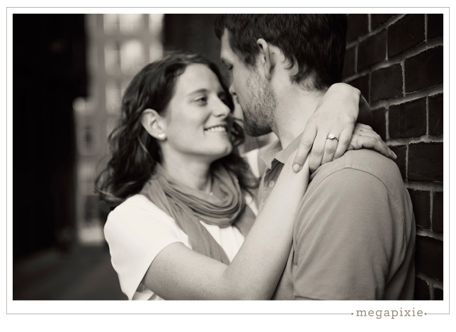 Chapel Hill Engagement Photographer