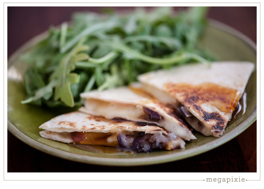Chris Santos Quesadilla Recipe