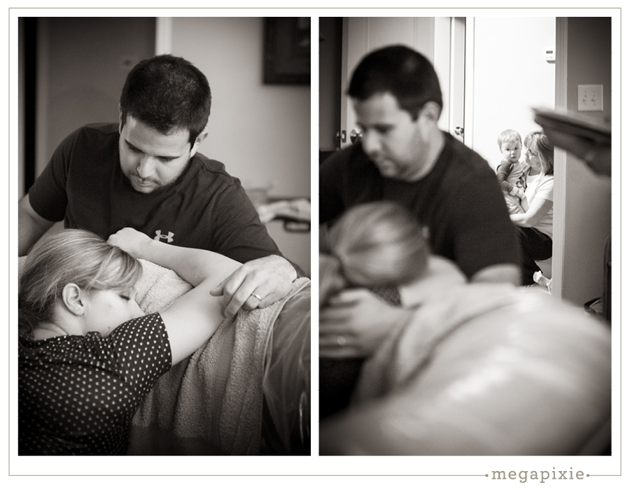Chapel Hill Home Birth Photographer