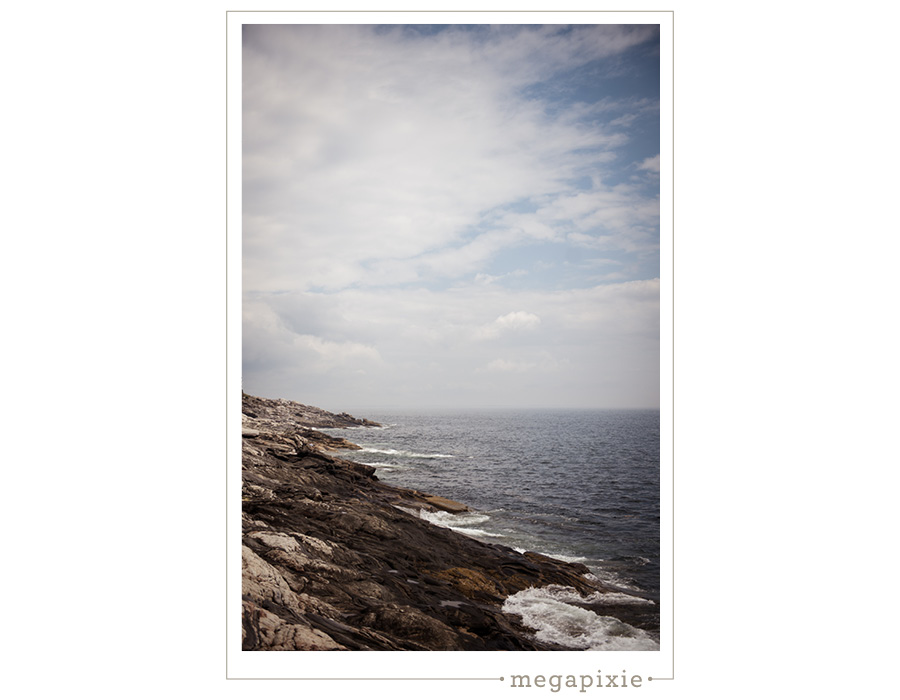 Pemaquid Point Maine Photography