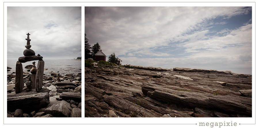 Pemaquid Point Maine Landscape Photographer