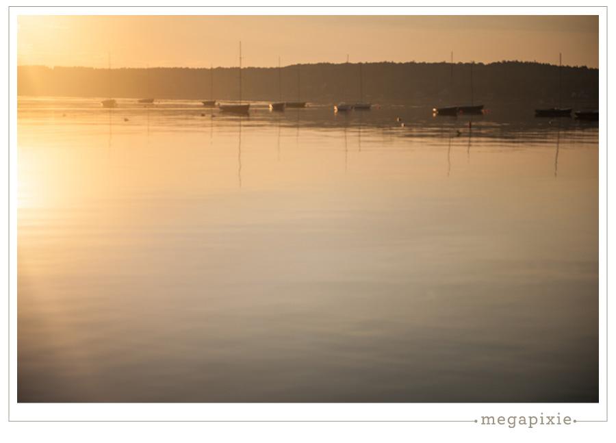 Sunrise Coastal Maine Photographer