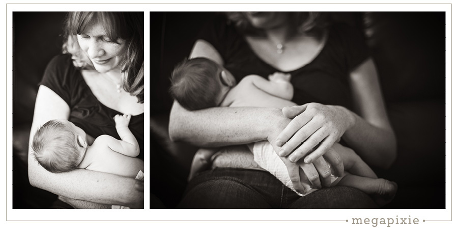 Chapel Hill Newborn Photography