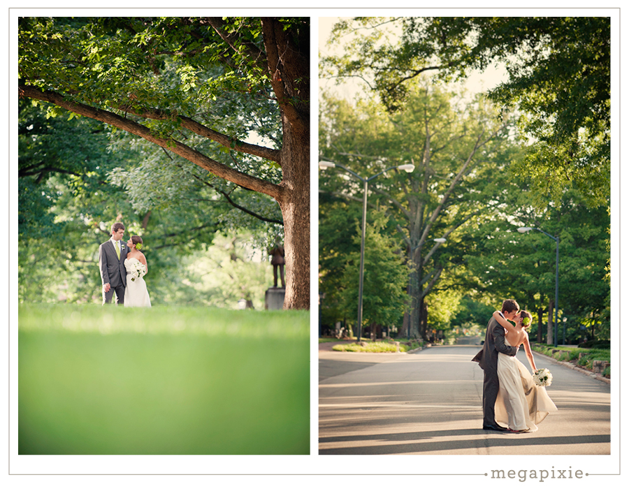 Chapel Hill Wedding Photography