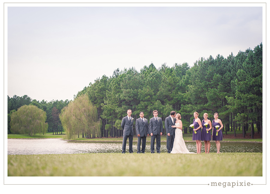 Pine Lake Pavilion Wedding