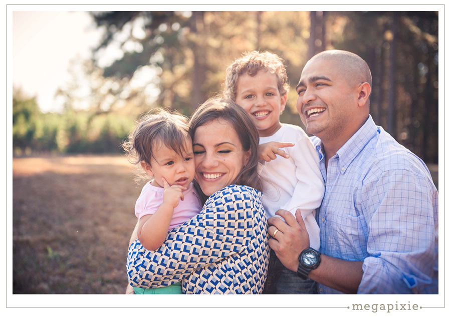 Durham Family Portrait Photography