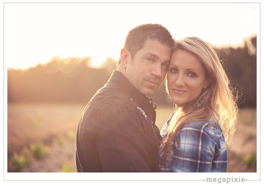 Hillsborough Engagement Session