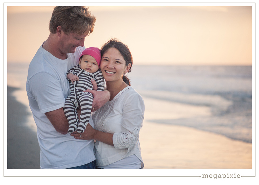 North Carolina Beach Family Photographer
