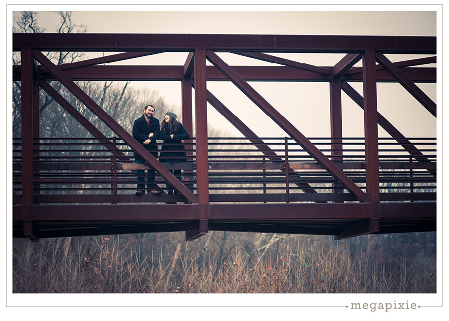 Roanoke Engagement Portraits