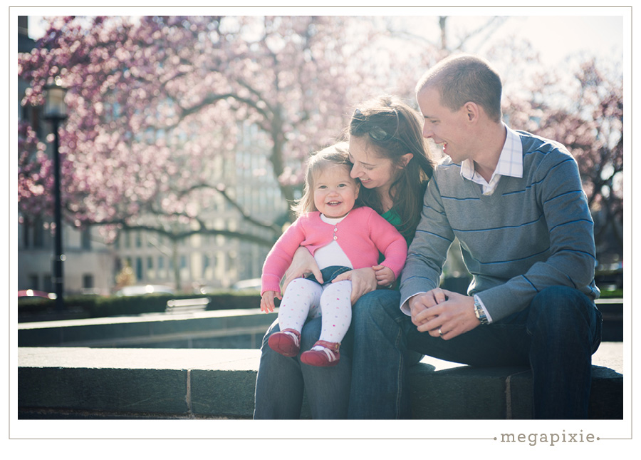 Washington D. C. Family Photographer