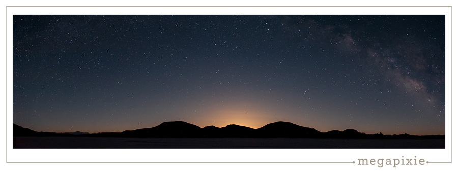 Black Rock Desert Landscape Stars Photographer