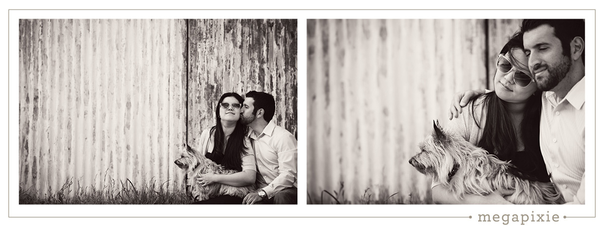 Durham Engagement Portrait Session