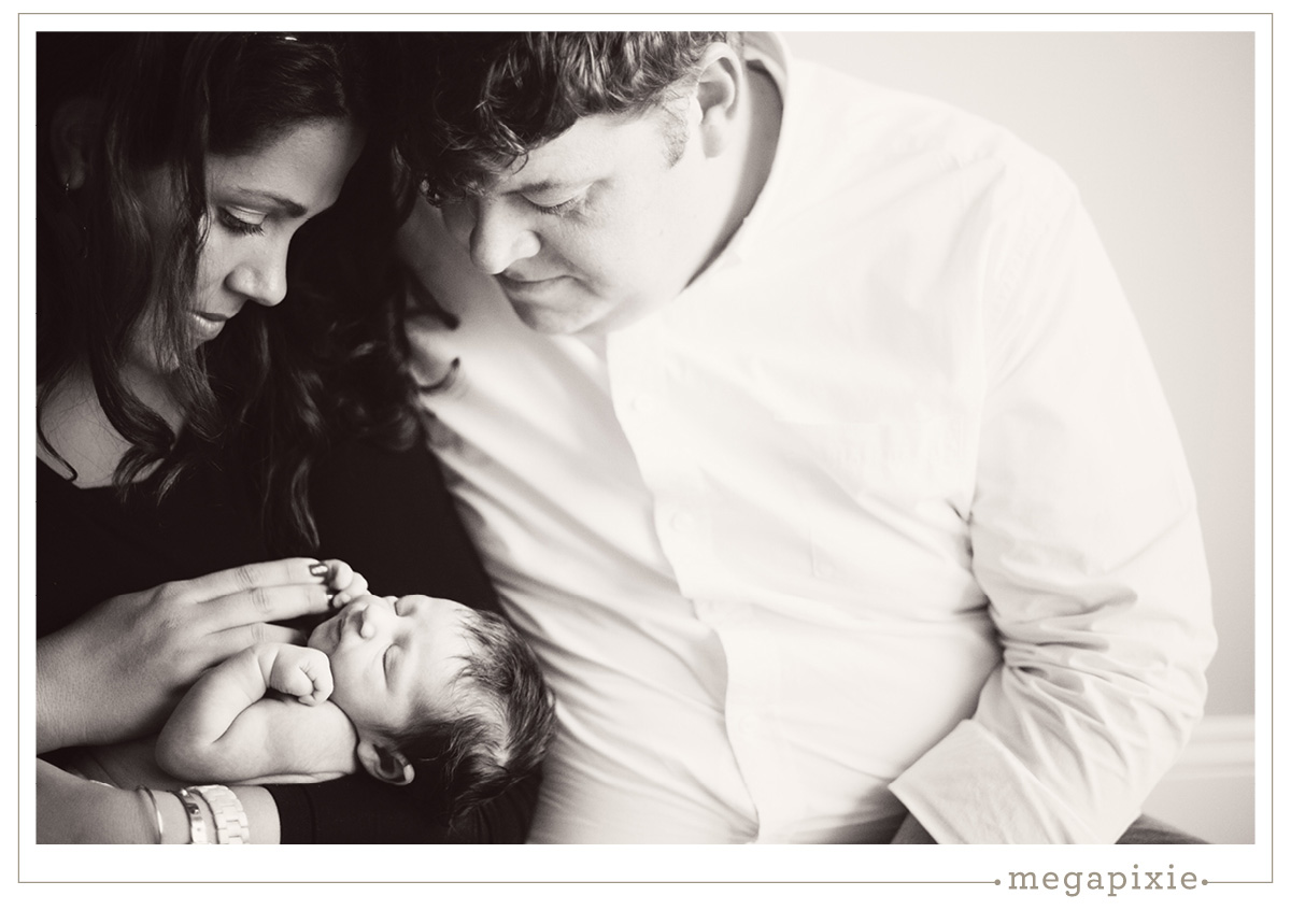 Chapel Hill Newborn Photography