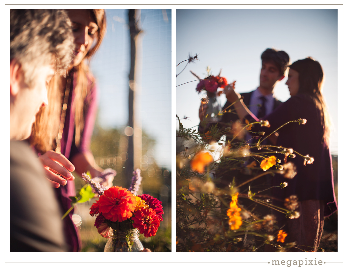 Duke Farm Wedding Photographer
